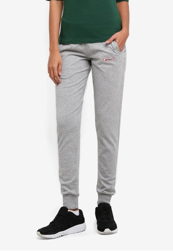 2GO grey Classic Jogger Track Pants 2G729AA0S5VJMY_1