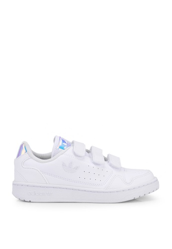 Adidas 白色 ny 90 shoes A1E9FKSC281D55GS_1