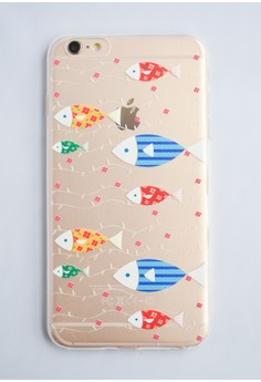 Fish Line Case for iPhone 6