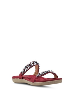 28678b78fcc5 15% OFF Mimosa Metal Hardware Strap Sandals S  26.90 NOW S  22.90 Sizes 35  36 37 38 41