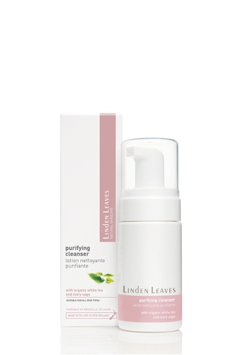 Linden Leaves Linden Leaves Purifying Cleanser LI526BE52GHBMY_1