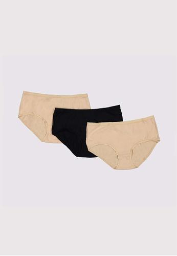 BENCH multi 3-in-1 Full Panty Pack 32B8DUS0B8A9B4GS_1