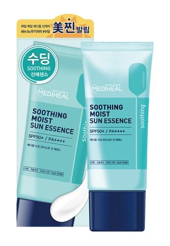 Mediheal Mediheal Soothing Moist Sun Essence SPF 50+ PA++++ (NEW 2021) 0A630BE7DC0D58GS_1