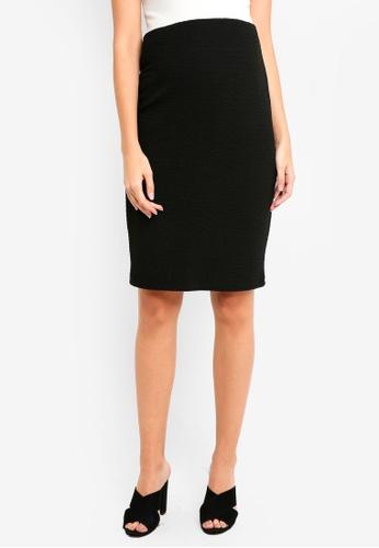 Noppies black Maternity Milou Skirt BFA91AA3FDEE79GS_1