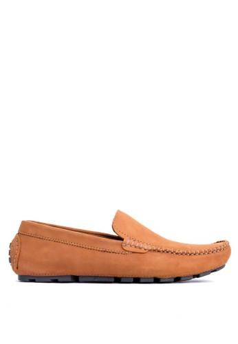 Tony Perotti brown Tony Perotti Loafers Bart - Orange 6A9D5SHD9EE12FGS_1