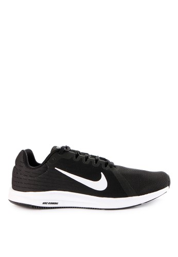 Nike black and multi Nike Downshifter 8 Running Shoes 4E237SHEF7BEB7GS_1