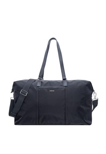 SEMBONIA black Men Nylon Duffel Bag (Black) B399FACB5DF771GS 1 f446645ada63a