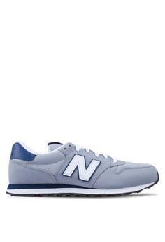 388c5de267db8 New Balance grey 500 Lifestyle Shoes 22D49SH3B6231BGS_1