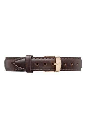 Daniel Wellington brown Wristband Classy Bristol DA965AC09AFQID_1