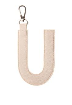 Letter U Milano Key Holder