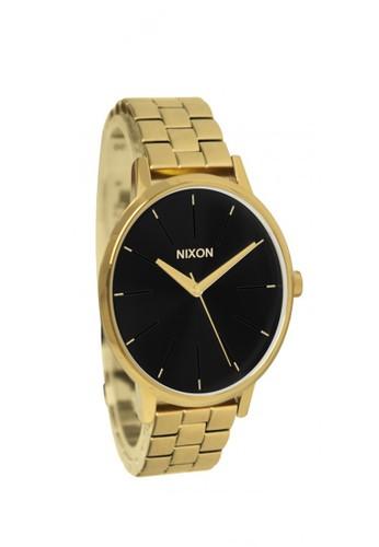 Nixon gold KENSINGTON ALL GOLD/BLACK SUNRAY 9429BAC336EEB9GS_1