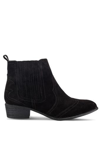 Dorothy Perkins black Black Nakita Western Boots DO816SH95VJGMY_1