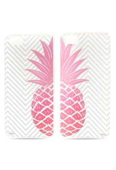Best Friends Pineapple Iphone Case