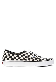 bfad34f0d8 Vans black and white Golden Coast Authentic Sneakers 0F1D0SHCCE2528GS 1