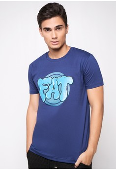 Men's Fat T-shirt