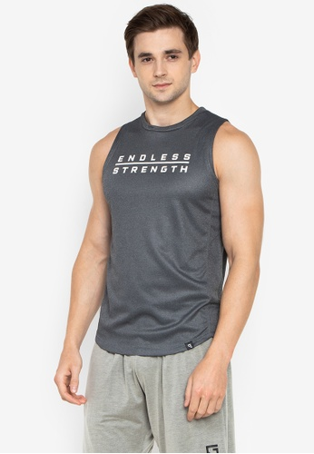 688e90738ebd3 Shop Gametime Men s Endless Strength Muscle Shirt Online on ZALORA  Philippines