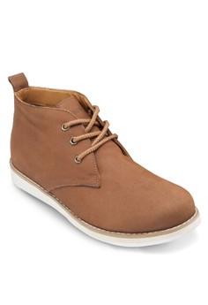 Coalfield High-Top Shoes