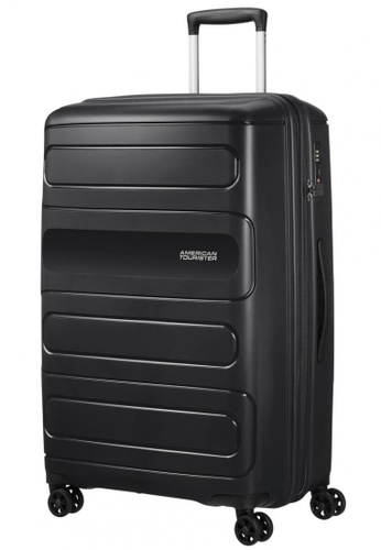 American Tourister black American Tourister Sunside Spinner 77/28 Exp B867AAC92727F6GS_1