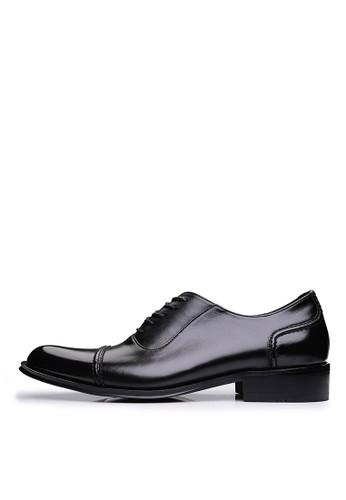 MIT英式尊爵。頂級小esprit tw牛皮皮鞋-04395-黑色, 鞋, 皮鞋