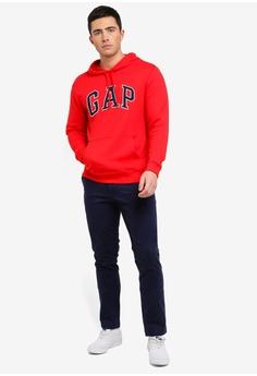 567b5102a4 GAP Gap Arch Hoodie RM 153.00. Sizes XS S M L