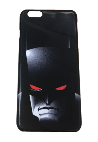 Mr Gugu & Miss Go multi The Dark Vigilante IPhone Case MR924AC42GIJHK_1