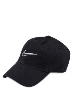 huge selection of 80dda 402fe Nike black Unisex Nike Sportswear Essentials Heritage 86 Cap  54571ACC85457FGS 1