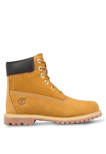 """Timberland yellow 6"""" Yellow Boot TI324SH67HSQHK_1"""