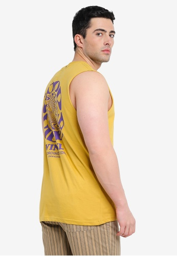 dc736d35 Shop Cotton On Tbar Muscle Tee Online on ZALORA Philippines