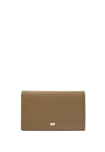 Braun Buffel brown Faye  2 Fold 3/4 Wallet 53071AC291BDCCGS_1