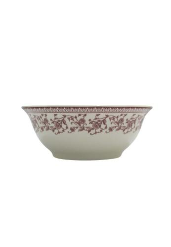 "Claytan Aster Pink - 6.9"" Oriental Bowl B98E0HL2569B94GS_1"