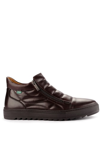 Kickers brown Kickers Mens Shoes Kcm 2913 EFE82SH0E8E8E1GS_1
