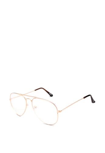 6bda1b6e35 Peculiar and Odd black Retro Style Classic Aviator Sunglasses 3025  PE789GL0ISTHPH 1