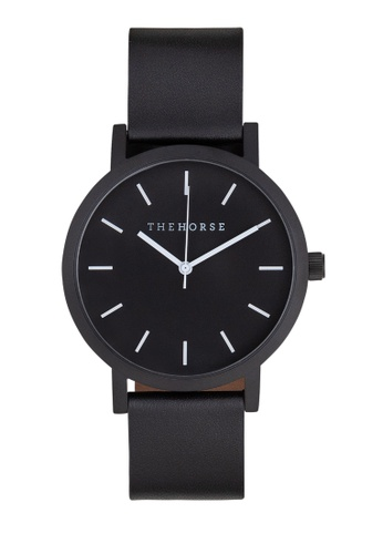The Horse black The Original Watch E1A78AC6BF8131GS_1