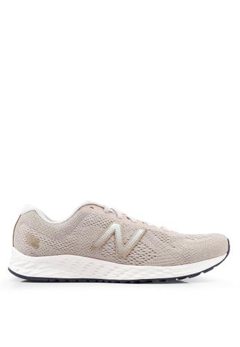 New Balance beige Arishi V1 Fresh Foam Shoes 1FDC1SH1DC16A1GS_1