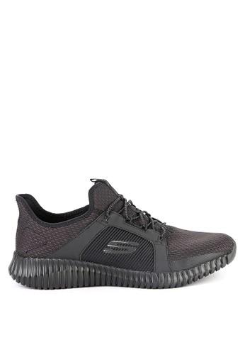 Skechers black Elite Flex 24834SH56E679CGS_1