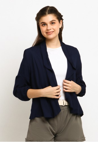 Chic Girl navy Kierra Outer 54CE5AA6F485A8GS_1