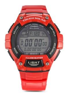 Tough Solar 電子運動手錶