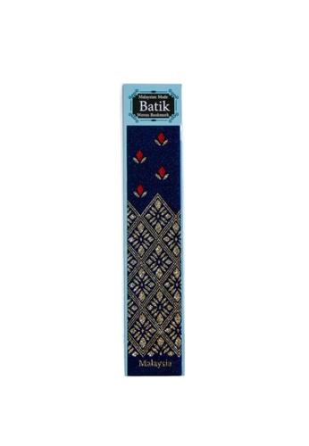 LIFE DESIGN STUDIO BOOKMARK SONGKET FLOWER 2B841HLB75D08CGS_1