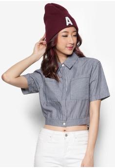 Crop Shirt Top