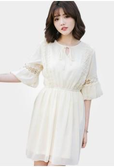 Whimsical Dreams Chiffon Dress