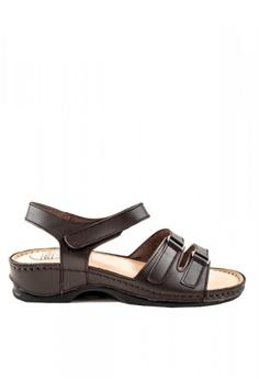 91b92d2b5 Otto brown Slingback Velcro Strap Sandals 8D6BFSH551B3B9GS 1