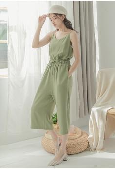 8917fcfec65 56% OFF Tokichoi Drawstring Waist Cami Jumpsuit S  54.90 NOW S  23.90 Sizes  S M L