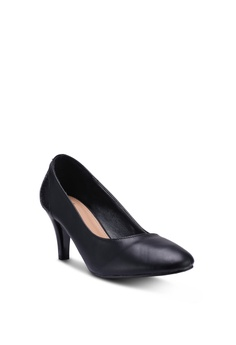 73ca8799557 DMK Two Tone Heel Pumps S  43.90. Sizes 35 37 · DMK pink Back Bow ...