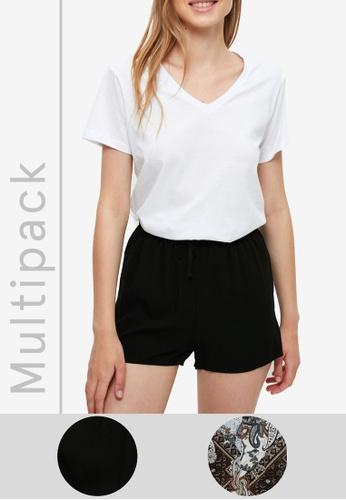 Trendyol multi Multi Color Shorts 4336EAAAFB4904GS_1