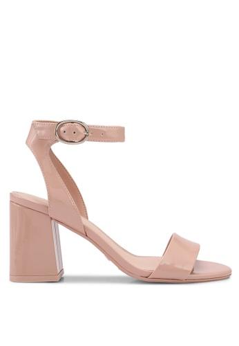 ALDO pink Kederini Heeled Sandals 58EC8SH2E660B3GS_1