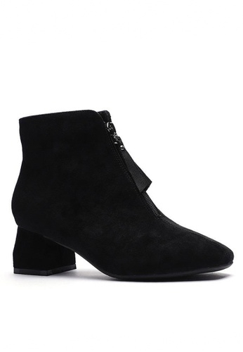Twenty Eight Shoes Synthetic Suede Ankle Boots 1922-1 38D25SH98C5438GS_1