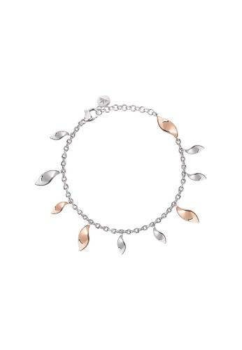 Morellato silver Morellato Foglia Stering Silver 925 Ladies Bracelets SAKH41 B0E60AC136598DGS_1