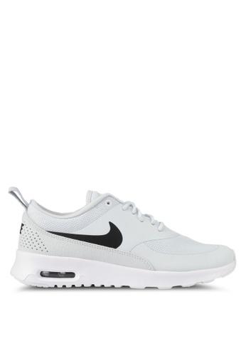 Nike silver Women's Nike Air Max Thea Shoes NI126SH0SHG4MY_1
