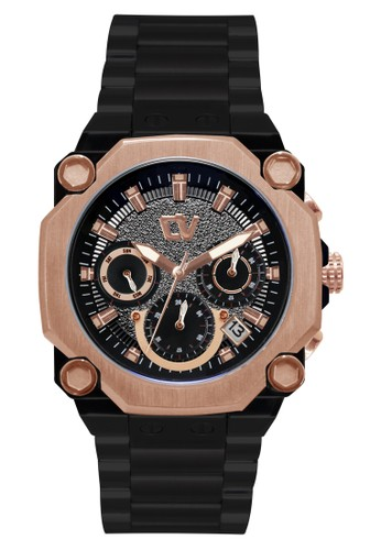Christ Verra black Christ Verra Women's Watches CV C 71082L-18 BLK 023F5ACA9771FCGS_1