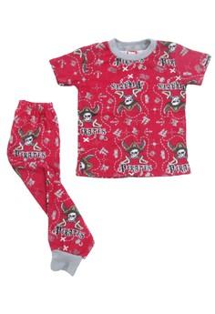 Pirates Pajama Set for Boys
